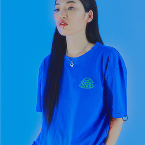 LOGO T-SHIRTS_BLUE